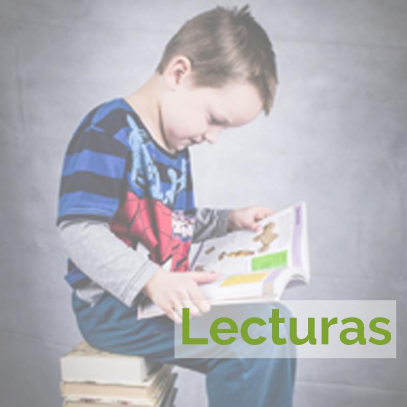 Lecturas. Creciendo en igualdad