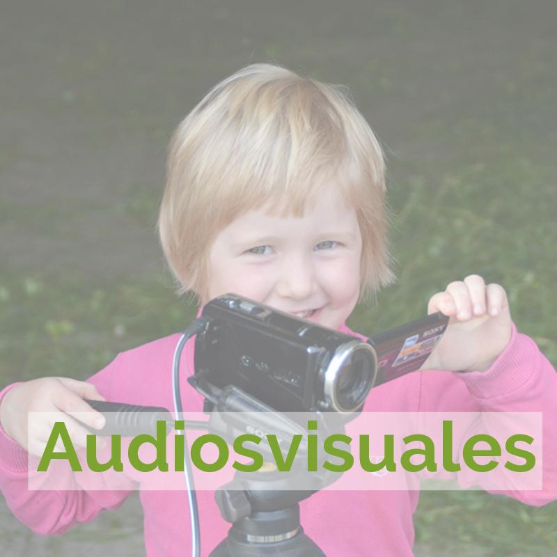 Audiovisual. Creciendo en Igualdad